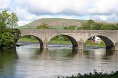 Bridge at Builth Wells