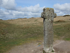 Nun's Cross on Dartmoor